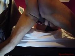 Sex seductive video category amateur (316 sec). Hard cock in my ass amp_ thick toy in my pussy. Preview.