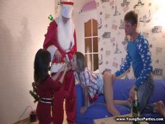 Nice youtube video category Young Sex Parties (180) sec. Christmas pre-fuckin(Ludmila, Masha).