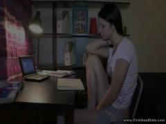 Sex hub video category First Anal Date (180) sec. First anal with eb(Karina).