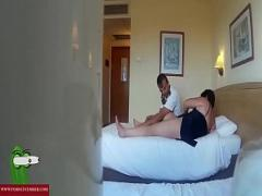 XXX video link category blowjob (1554 sec). Playing on the bed in the hotel and she eats him whole cucumber. RAF107.
