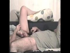 Genial video link category bukkake (186 sec). Amateur Handjob with urethral vibrating sound.